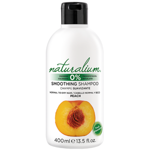 NATURALIUM SMOOTHING SHAMPOO PEACH