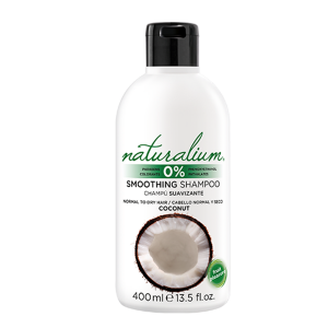 NATURALIUM SMOOTHING SHAMPOO COCONUT