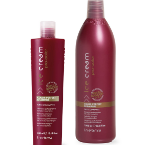 INEBRYA  COLOR PERFECT SHAMPOO