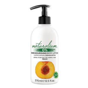 NATURALIUM SKIN NOURISHING BODY LOTION PEACH