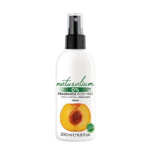 NATURALIUM FRAGRANCE BODY MIST PEACH