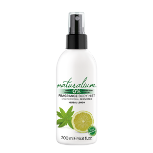 NATURALIUM FRAGRANCE BODY MIST HERBAL LEMON