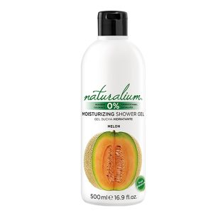 NATURALIUM MOISTURIZING SHOWER GEL MELON