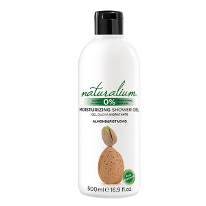 NATURALIUM MOISTURIZING SHOWER GEL ALMOND & PISTACHIO