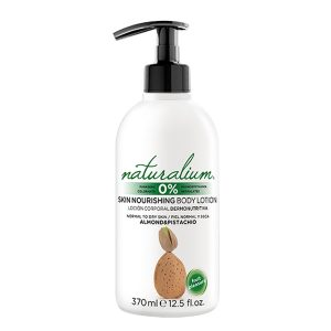 NATURALIUM SKIN NOURISHING BODY LOTION  ALMOND & PISTACHIO