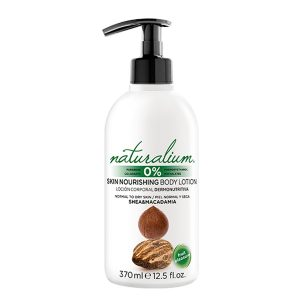 NATURALIUM SKIN NOURISHING BODY LOTION SHEA & MACADAMIA