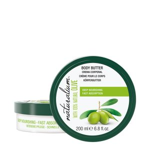 NATURALIUM BODY BUTTER - OLIVE