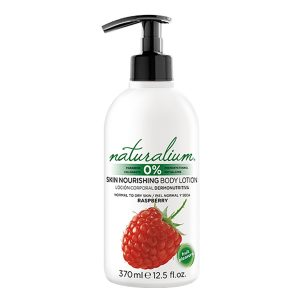 NATURALIUM SKIN NOURISHING BODY LOTION RASPBERRY
